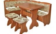 Лорд + стол розкладной + 2 табуретки
